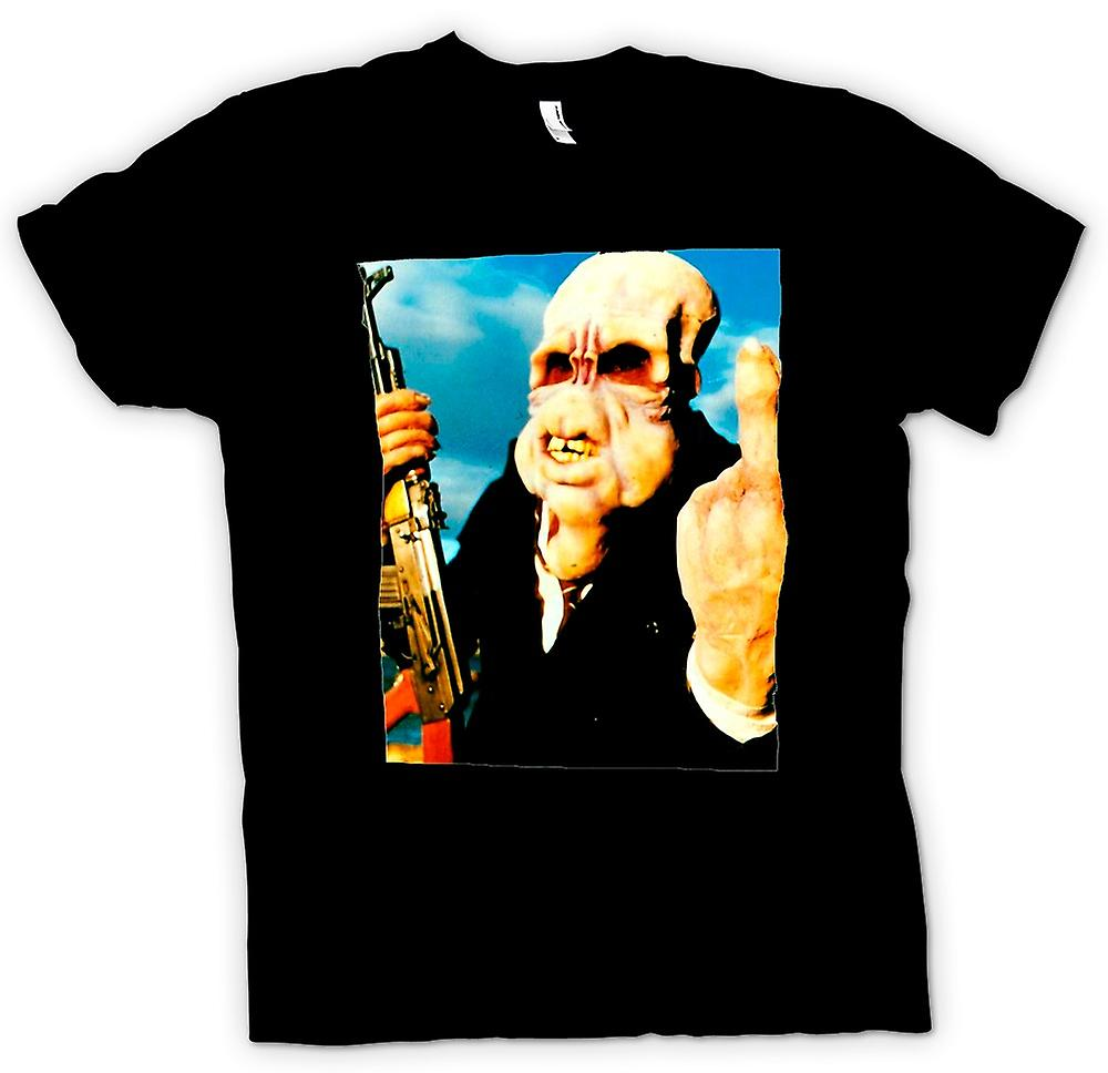 Womens T-shirt - Bad Taste - Cult - Horror