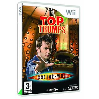 Top Trumps Dr Who (Nintendo Wii) - Factory Sealed