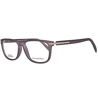 Zegna sunglasses mens grey