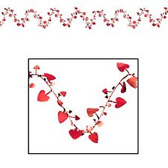 Gleam & Flex Heart Garland