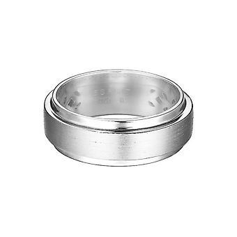 ESPRIT women's ring silver modern shape ESRG92278A1
