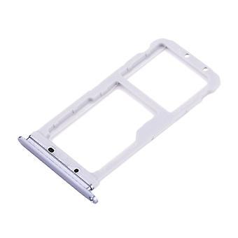 For Huawei ære 9 SIM kort stoppet SIM brett SIM lysbildet SIM holderen grå