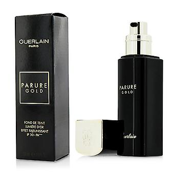 Guerlain Parure Gold Rejuvenating Gold Radiance Foundation SPF 30 - # 24  Medium Golden - 30ml/1oz