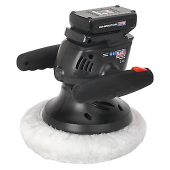 Sealey Cp2518L Cordless Lithium-Ion Polisher �240Mm 18V