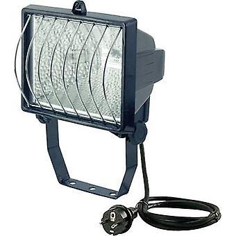 Outdoor floodlight HV halogen 500 W R7s Brennenstuhl