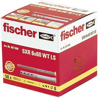 Fischer Frame plug 507601 1 Set