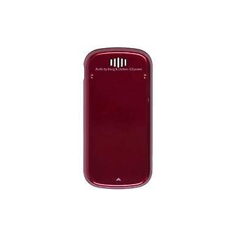 OEM Samsung U490 violino estendida da bateria porta - vermelho