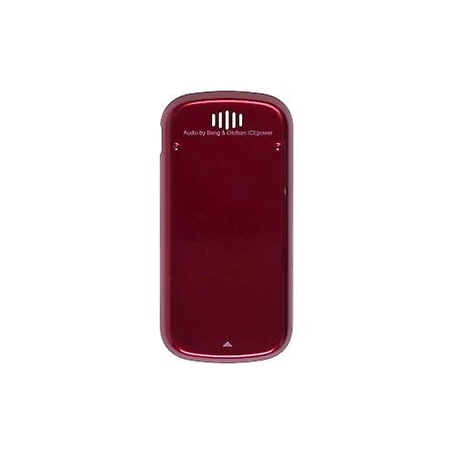 OEM Samsung U490 Violin Extended Battery Door - Red