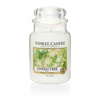 Yankee Candle Large Jar Candle Classic Linden Tree 623g