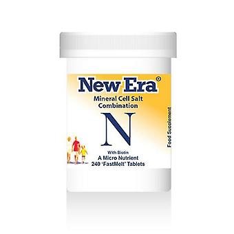 New Era, Combination N, 240 tablets