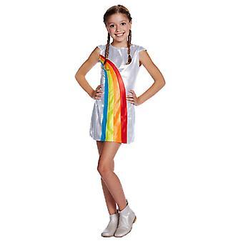 K3 Rainbow dress Kleid 3-5 Jar