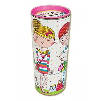 Rachel Ellen Fun & Fashion Swivel Novelty Money box