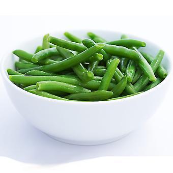 Land Auswahl feine ganze grüne Bohnen eingefroren