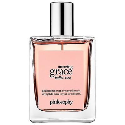 Femmes De Ballet Rose Pour Vaporisateur Grace PhilosophieAmazing 2oz Toilette Eau nm8vN0Ow