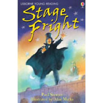 Stage Fright by Paul Stewart - Alan Marks - 9780746080825 Book