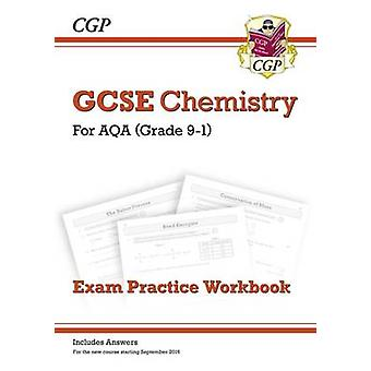 New Grade 9-1 GCSE Chemistry - AQA Exam Practice Workbook (with Answer