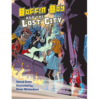 Boffin Boy and the Lost City - v. 8 by David Orme - 9781841676173 Book