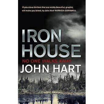 Järn hus av John Hart - 9781848541801 bok