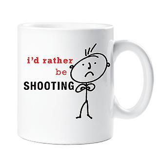 Hommes je serais plutôt tir Mug