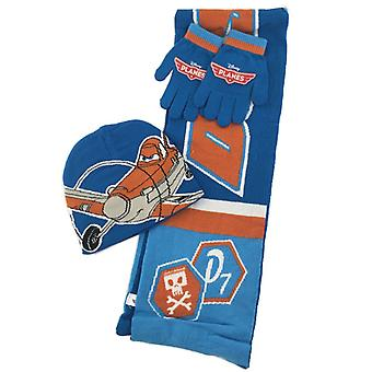 Disney Planes Winter Set Boy-Blue