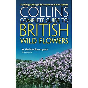Collins Complete Guide to British Wild Flowers: A Photographic Guide to Every Common Species (Complete British Guides)