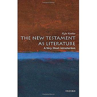 The New Testament as Literature: A Very Short Introduction (Very Short Introductions)
