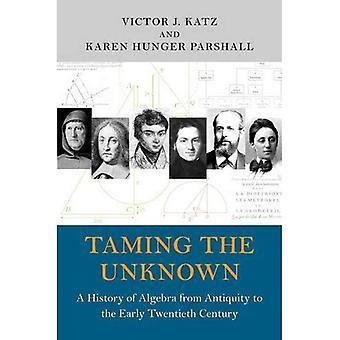 Domar o desconhecido: uma história da álgebra, da antiguidade ao início do século XX