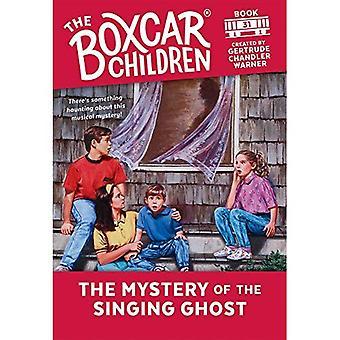 Mysteriet med den sjungande Anden (Boxcar barn)