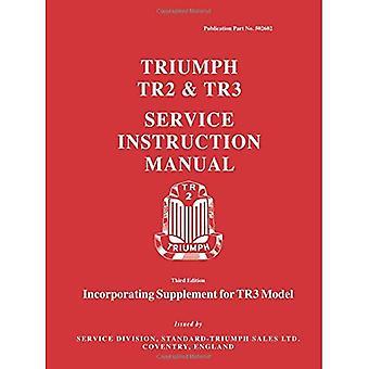 Triumph TR2 and TR3 Workshop Manual