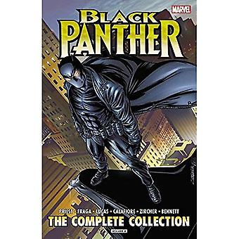 Black Panther by Christopher Priest: The Complete Collection Vol. 4 (Black Panther: the Complete Collection)