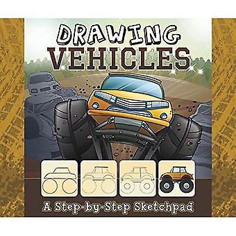 Tegning køretøjer: En trinvis skitseblok (min første Sketchpads)