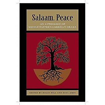 Salaam.Peace: An Anthology of Middle Eastern-American Drama