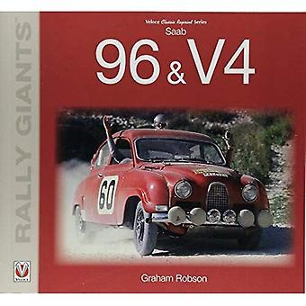 Saab 96 & V4 (Rally Giants)