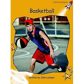 Basketball: Level 4: Fluency (Red Rocket Readers: Non-fiction Set B)
