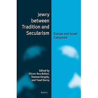 Jewry between Tradition and Secularism (paperback)