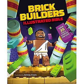 Brique Illustrated Bible du constructeur: histoires de plus de 35 Bible pour les enfants