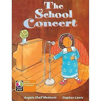 Concert de l'école PP L6 simple (PrimaryYears Programme du baccalauréat de Pearson)