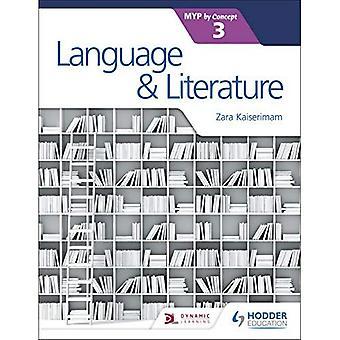 Języka i literatury dla IB MYP 3
