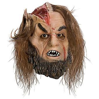 Kampf der Titanen 3/4-Latex-Maske für Erwachsene