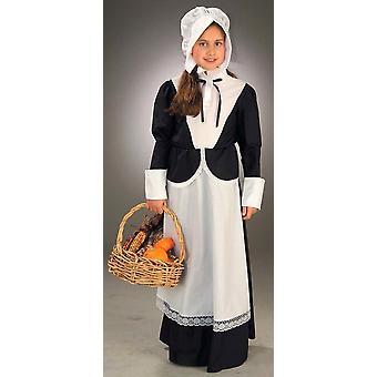 Lilla Pilgrim barn kostym