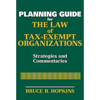 Planning Guide TaxExempt P by Hopkins