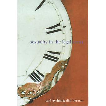 Sexualität im juristischen Bereich durch Stychin & Carl F.