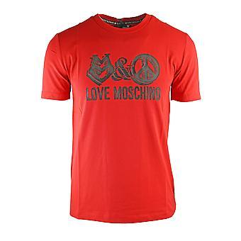 Love Moschino T-Shirt M 4 731 56 E 1811 P00