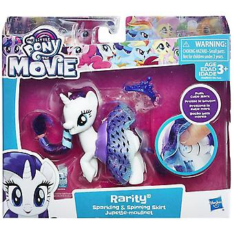 My Little Pony with a Twirling Skirt-Rarity