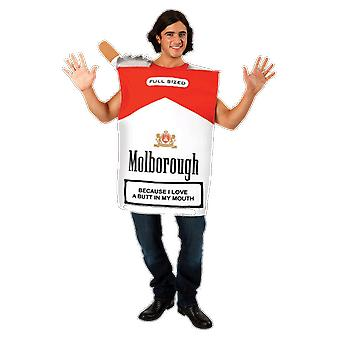 Orion Costumes Unisex Novelty Giant Cigarette Packet Stag Do Fancy Dress Costume