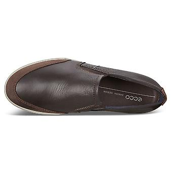 Ecco Mens 2019 Collin 2,0 BantiOvid Slip on cuir respirant baskets chaussures