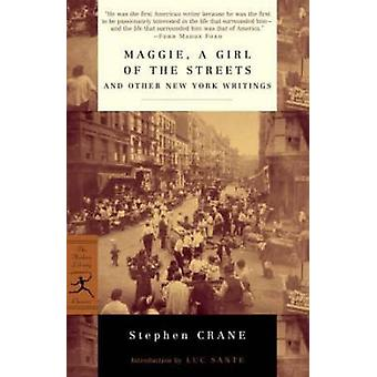 Maggie (New edition) by Stephen Crane - Luc Sante - 9780375756894 Book