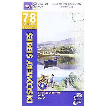 Kerry (5th Revised edition) by Ordnance Survey Ireland - 978190885232
