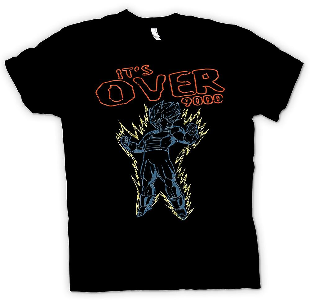 Kids T-shirt - Its Over 9000 - Dragonball - Super Saiyan