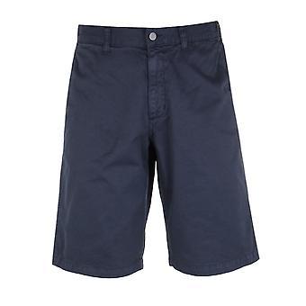 Edwin Gangis Navy Shorts